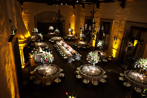 Pin Spot Lighting rentals in Monterey Peninsula