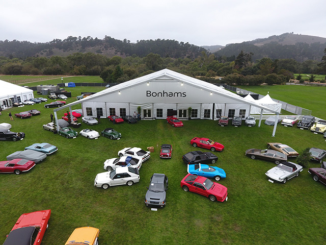 Structure Tents for rent in Monterey Peninsula