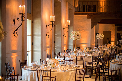 Up Lighting rentals in Monterey Peninsula