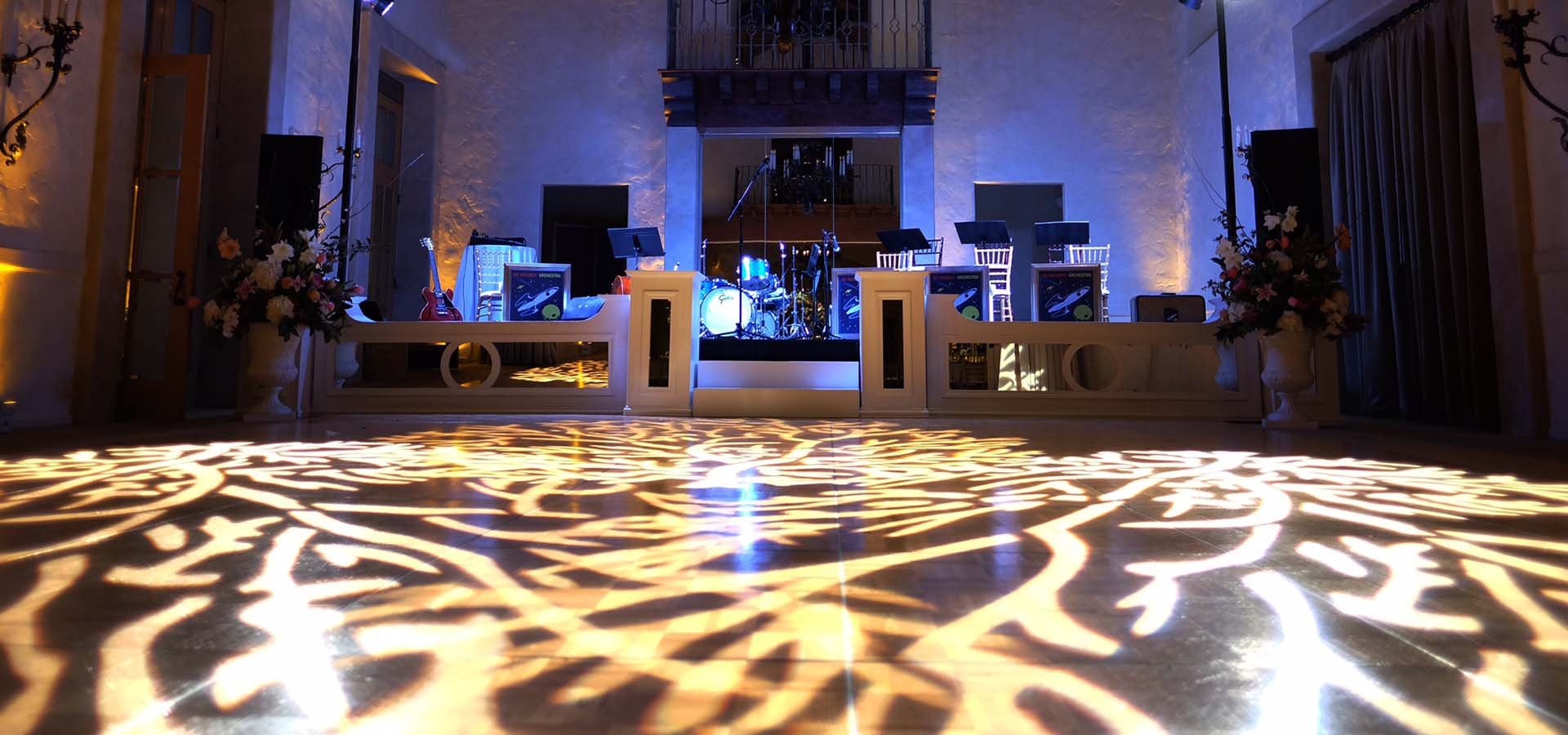 Event Lighting Rental Store in Monterey Peninsula