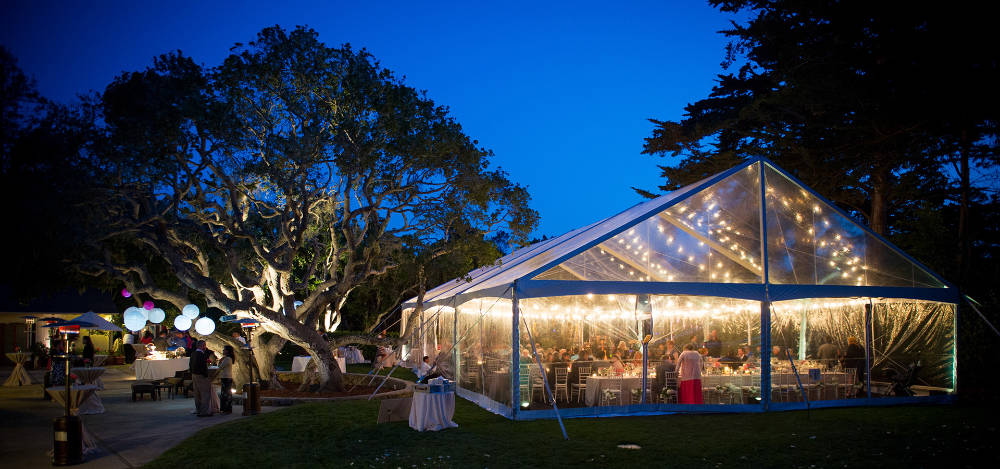 Canopy Tent Rentals in the Monterey Peninsula