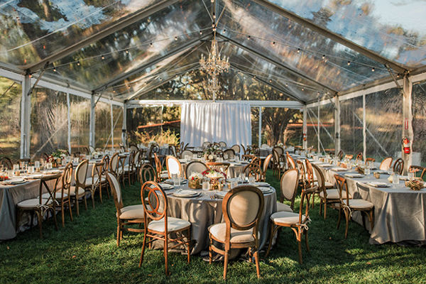 Tent Rentals in Monterey and Santa Cruz Counties