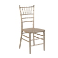 Rental store for Chiavari Chair - Silver in Monterey CA