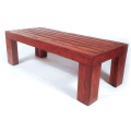 Rental store for Mahogany Bench 24 x56 x18 in Monterey CA