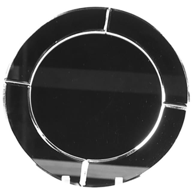 Where to find Charger Glass - 13  Mirror Round in Monterey