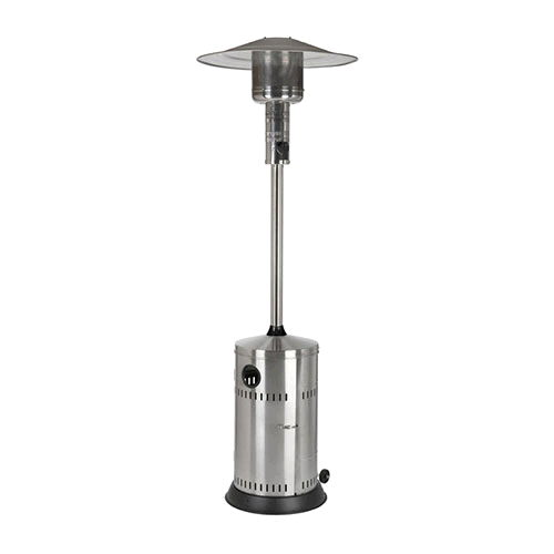 Where to find Mushroom Heater - Silver in Monterey