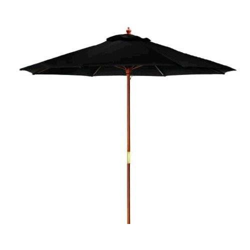 Where to find Market Umbrella - 9ft - Black in Monterey