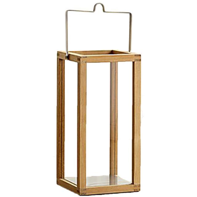 Where to find Teak Wood Lantern in Monterey