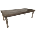 Rental store for Driftwood Grey Wash Table - 8 x40 in Monterey CA