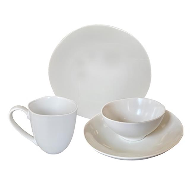 Where to find Stone Dinnerware - Ivory in Monterey