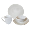 Rental store for Stone Dinnerware - Ivory in Monterey CA