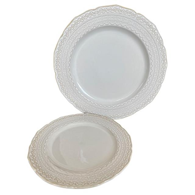 Where to find Sienna Lace Dinnerware in Monterey