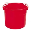 Rental store for Ice Bucket - Red Plastic - 18 Gallon in Monterey CA