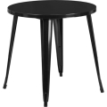 Rental store for Bistro Table - Black in Monterey CA