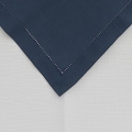 Rental store for NVL - Hemstitched Napkin - Navy in Monterey CA