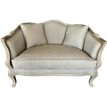 Rental store for Ashland Loveseat - Grey in Monterey CA