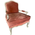 Rental store for Millie Chair - Rose Velvet in Monterey CA