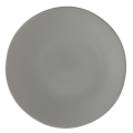 Rental store for Charger Stoneware - 12  Light Grey in Monterey CA