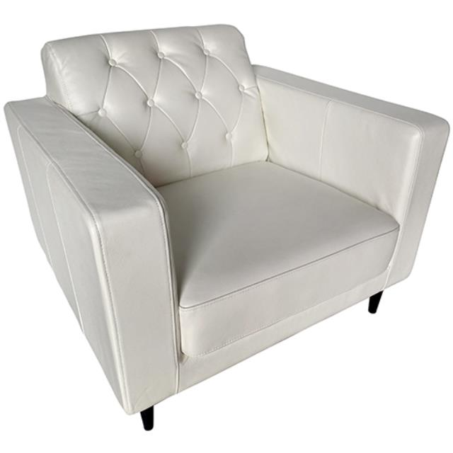 Where to find Hugo Chair - White in Monterey