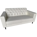 Rental store for Hugo Loveseat - White in Monterey CA