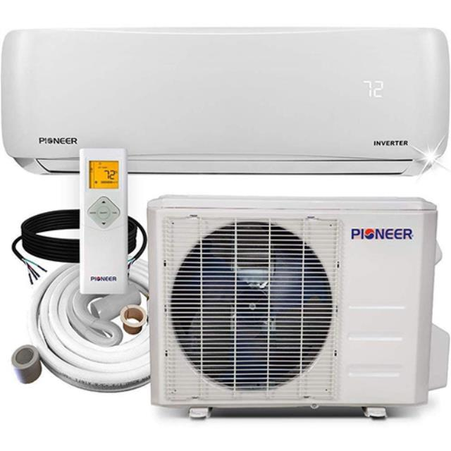 Where to find HVAC - Pioneer 1T in Monterey