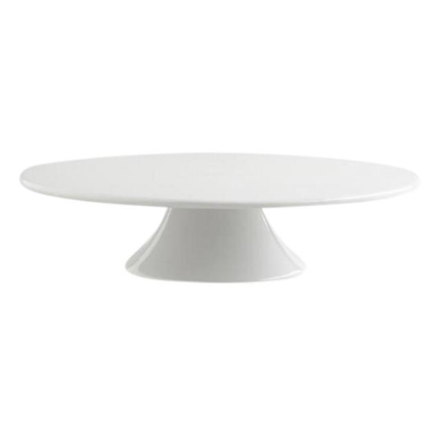 Where to find Cake Stand  Round  - 12  White in Monterey