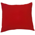 Rental store for Pillow - Poplin Red in Monterey CA