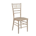 Rental store for Chiavari Chair - White Wash in Monterey CA