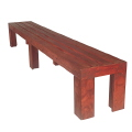 Rental store for Mahogany Bench - 18 x10 in Monterey CA