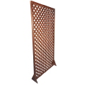 Rental store for Lattice Screen - 4  x 8  - Mahogany in Monterey CA