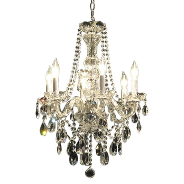 Where to find Crystal Chandelier - 24  Clear in Monterey