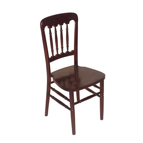 Versailles Chair   Mahogany