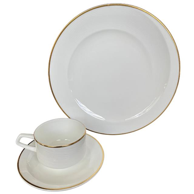 Where to find Vienna Dinnerware - Gold Rim in Monterey