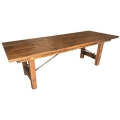 Rental store for Mahogany Table - 14  x 4 in Monterey CA