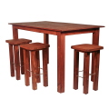 Rental store for Mahogany Wood Table - Communal in Monterey CA