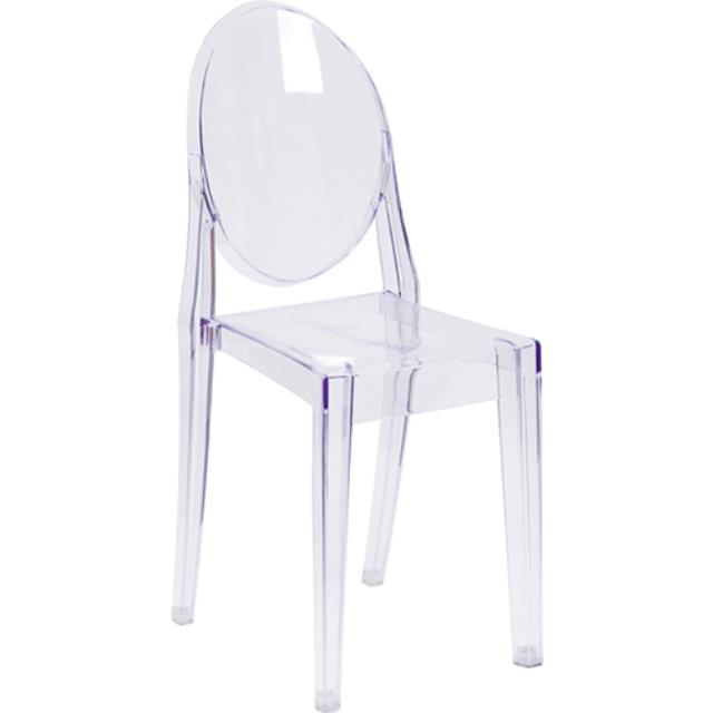 Where to rent Ghost Chair in Monterey Peninsula