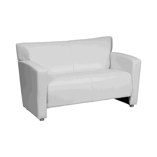 Where to find Toronto Loveseat - White in Monterey