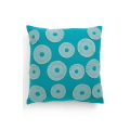 Rental store for Pillow - Turquoise w  Circles in Monterey CA