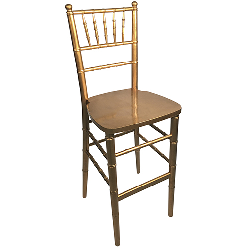 Where to find Chiavari Barstool - Gold in Monterey
