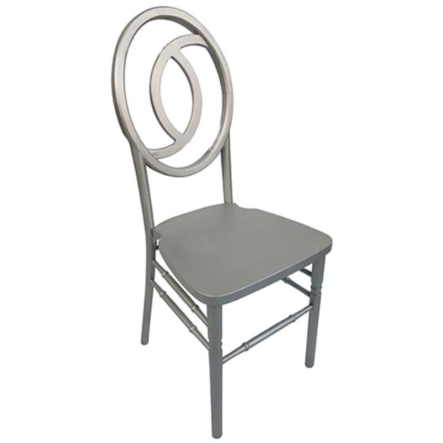 Where to find Eternity Chair - Silver in Monterey