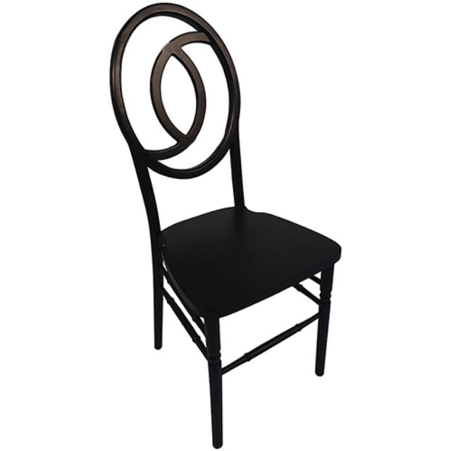 Where to find Eternity Chair - Black in Monterey