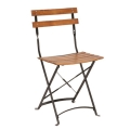 Rental store for French Bistro Folding Chair in Monterey CA