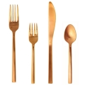Rental store for Napa Flatware - Rose Gold in Monterey CA