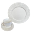 Rental store for Charlotte Dinnerware - White in Monterey CA