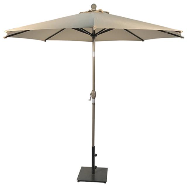 Where to find Market Umbrella - 9ft  - Tan in Monterey