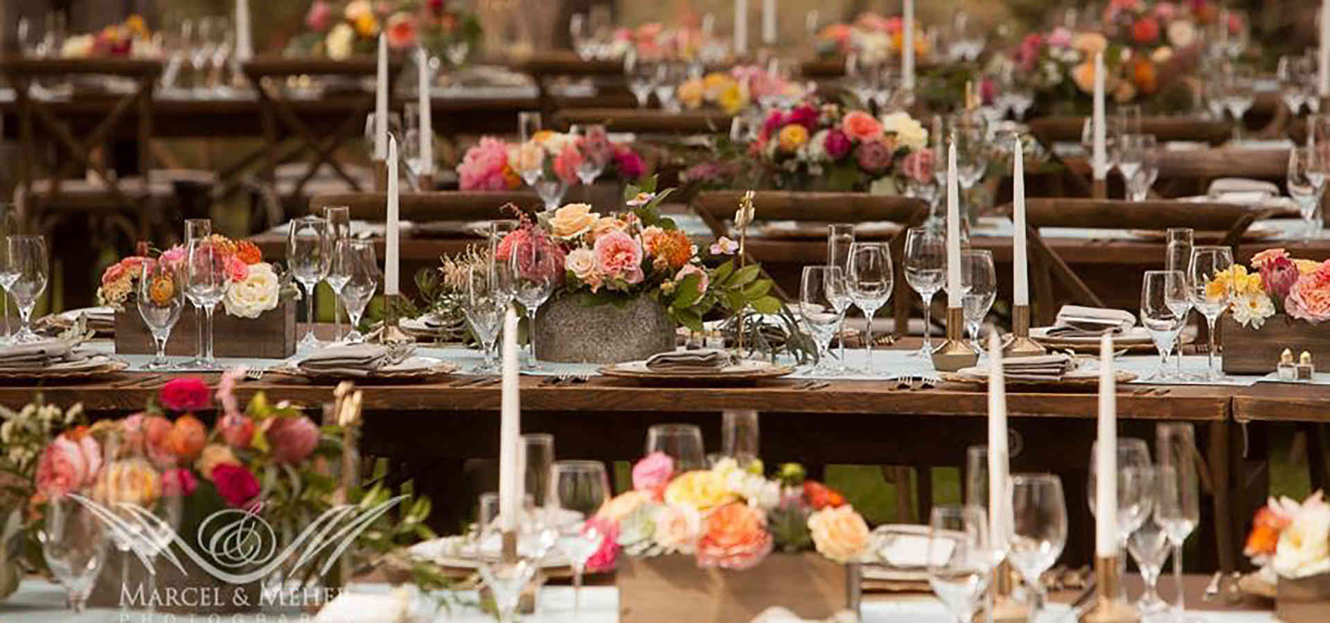 Event Rentals in Monterey