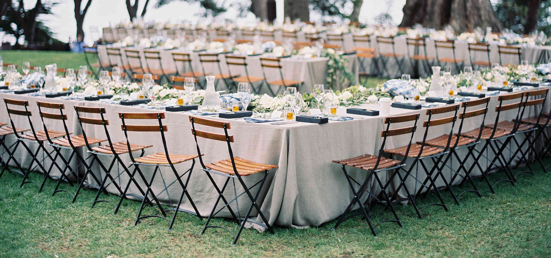 Banquet Rentals in the Monterey Peninsula